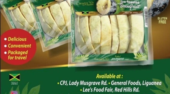 U wah Breadfruit?!