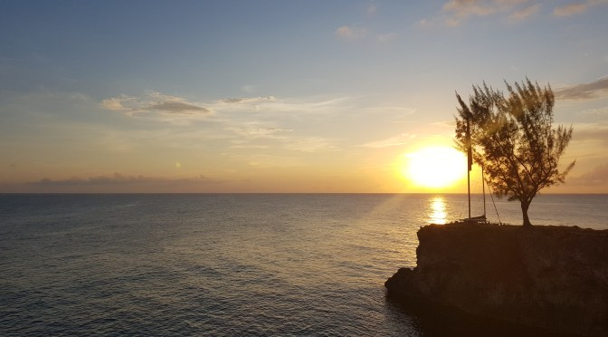 TGIF to Sunsets from Sweet Jamaica!
