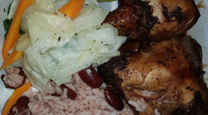 In the Mood for Box Lunch with Good Jamaican Food?