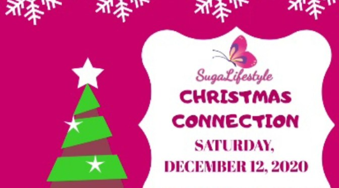SUGA LIFESTYLE'S CHRISTMAS CONNECTION IS ON!