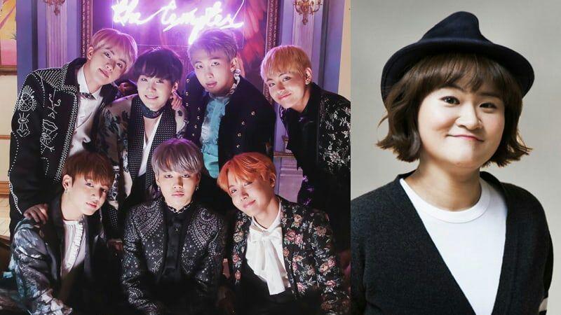 Kim Shin Young talks about BTS and Suga!