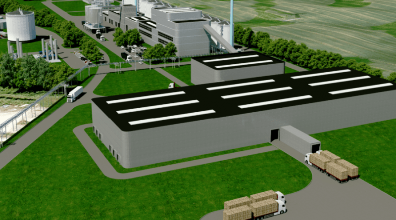 The Biomass Refinery from USA Applies Bio-Conversion Technology for Sustainable Clean Energy