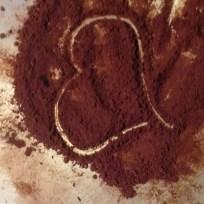 heart cocoa