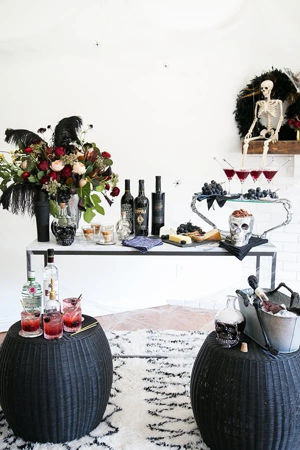 6 Tips For Creating A Charming Halloween Bar Sugar And