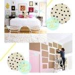 DIY // Framed Wall