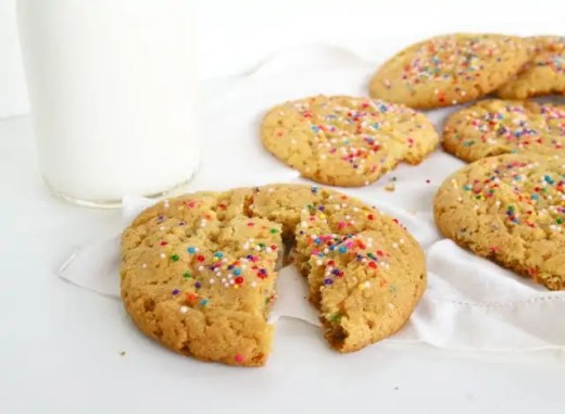 cake batter white chocolate chip cookie recipe