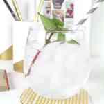 DIY Waterproof Paper Coasters and other Paper Pretties