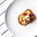 Eats: The Best 5 Minute Bruschetta you'll Ever Eat