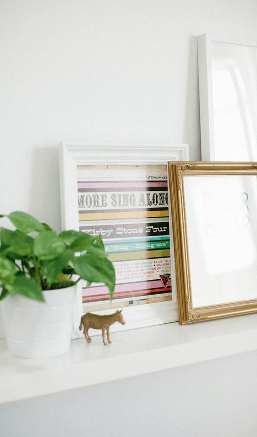 My Home Tour on The Everygirl - Ashley Rose - Sugar & Cloth - Houston Blogger - Entertaining - Home Decor