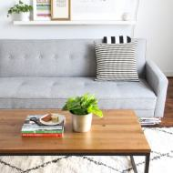 Giveaway: My living room details & win my rug! - sugar and cloth