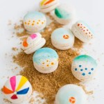 DIY Beach Macarons