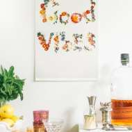DIY flower artwork printables | sugar & cloth