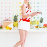 DIY Retro Summer Brunch or Soiree