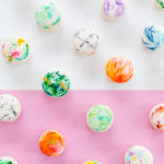 DIY Marbled Macarons