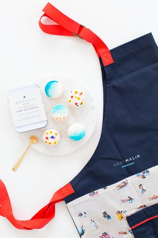 Gray Malin Giveaway and DIY Beach Macarons! - sugar and cloth
