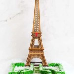 Merry Christmas and an Eiffel Tower Gingerbread House!