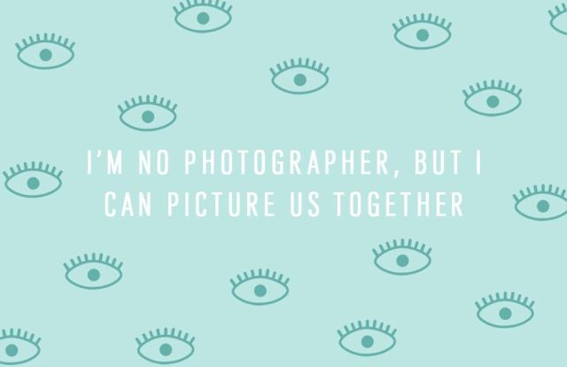 I'm no photographer, but I can picture us together - DIY funny printable Valentine's cards - sugar and cloth
