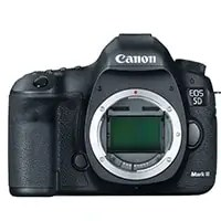 This Canon EOS 5D Mark III is one of Sugar & Cloth's favorite blog supplies.