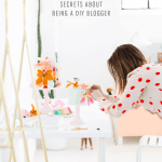 10 Secret Things About Being a DIY Blogger