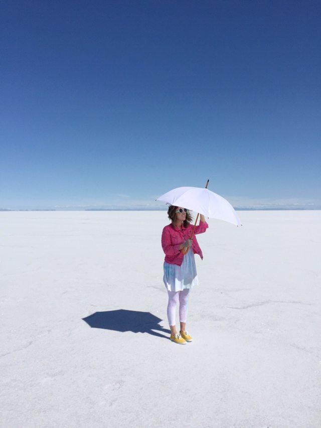 The Bonneville Salt Flats in Utah! - Sugar and Cloth - travel blogger - ashley rose - photoshoot