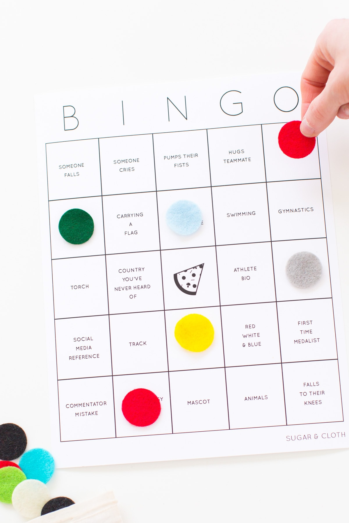 Bingo Chips Printable That Are Satisfactory