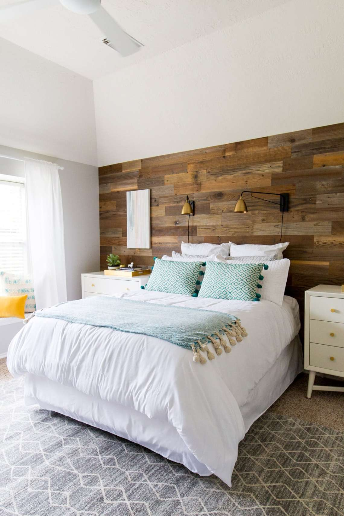 A Before and After Simple Bedroom Makeover for Zach ...