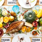 10 Disposable Thanksgiving Tabletop Items