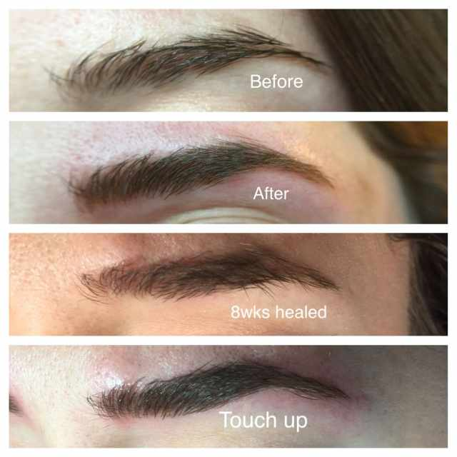 Yes, I Got My Eyebrows Microbladed | Sugar & Cloth