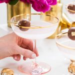 Printable DIY Golden Globes Drink Tags