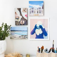 Diy Canvas Art For Living Room Decor Ideas Small Rooms Print Wall Sugar Cloth
