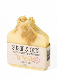 Dr. Marigold Kombucha Soap (Sandalwood)