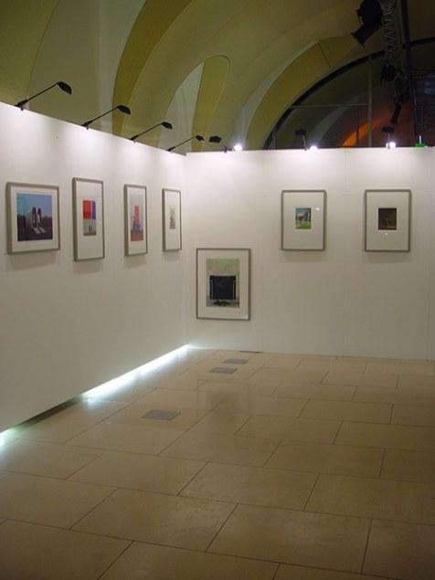 Gerhard-Glück-Ausstellung im MQ Wien