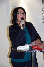 Maria Schuster, Eröffnungsrede