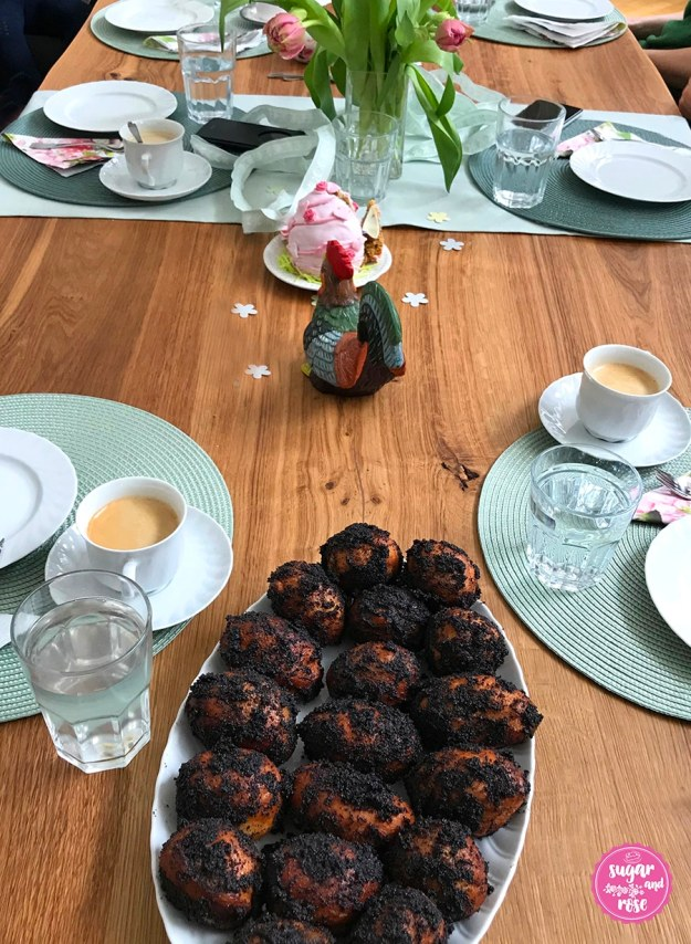 Mühlviertler-Mohnnudeln-Kaffeejause