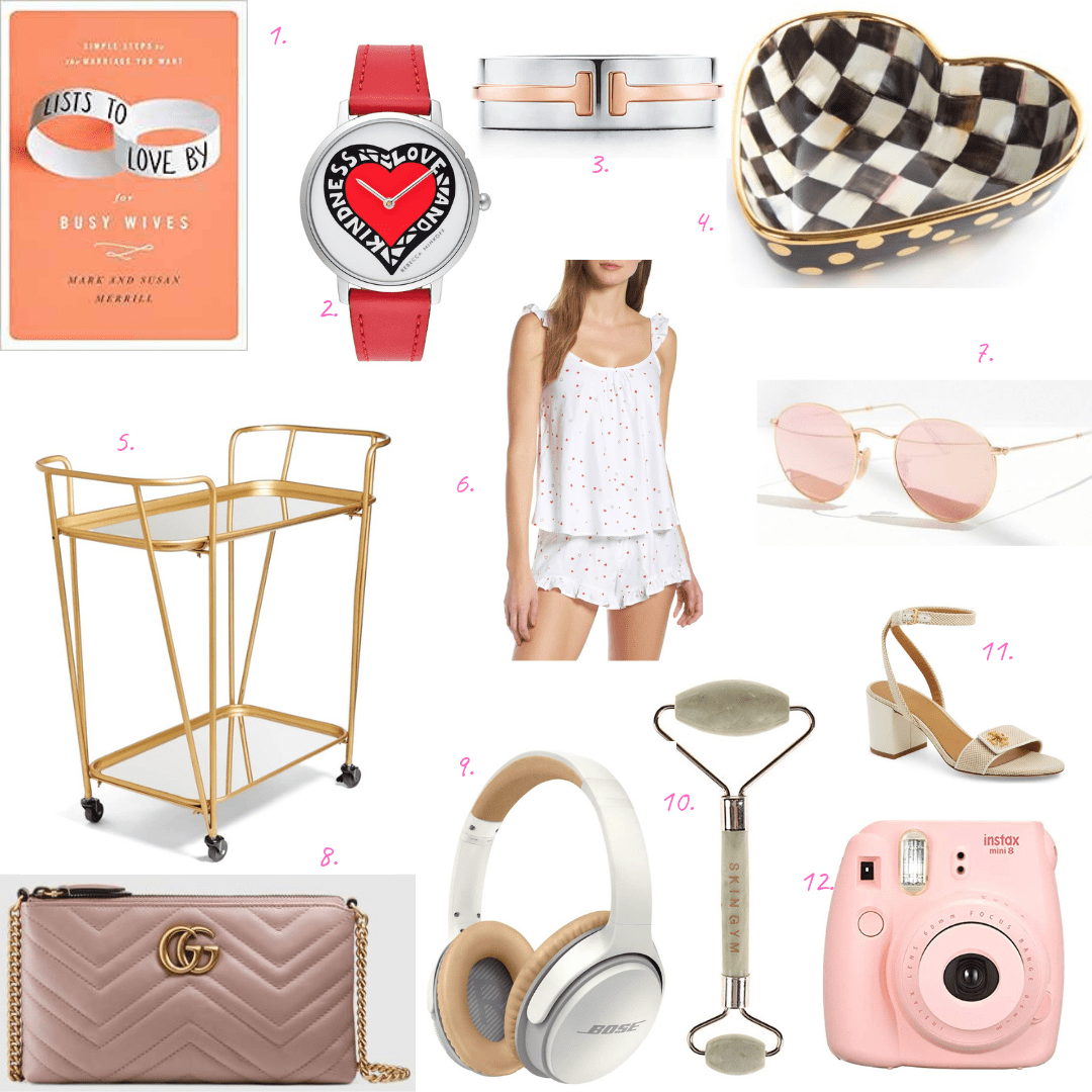 VDAY Gift guide for her 2019