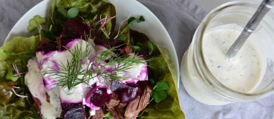 Horseradish Dill Sauce