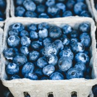Alimentos que sanan: Moras azules