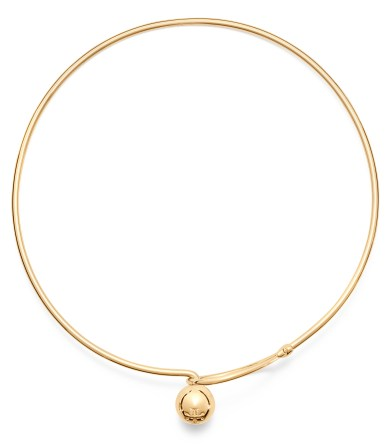 TB Logo Loop Collar 40260 in Tory Gold.jpg
