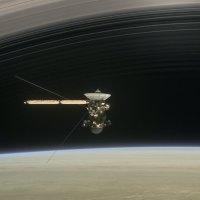 Dile adiós a la sonda espacial Cassini: cómo y cuándo ver su trayecto final a Saturno