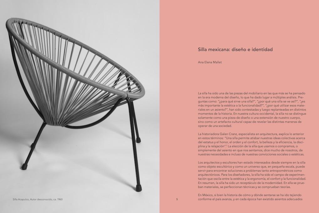 Las sillas que cuentan la historia del diseño en México