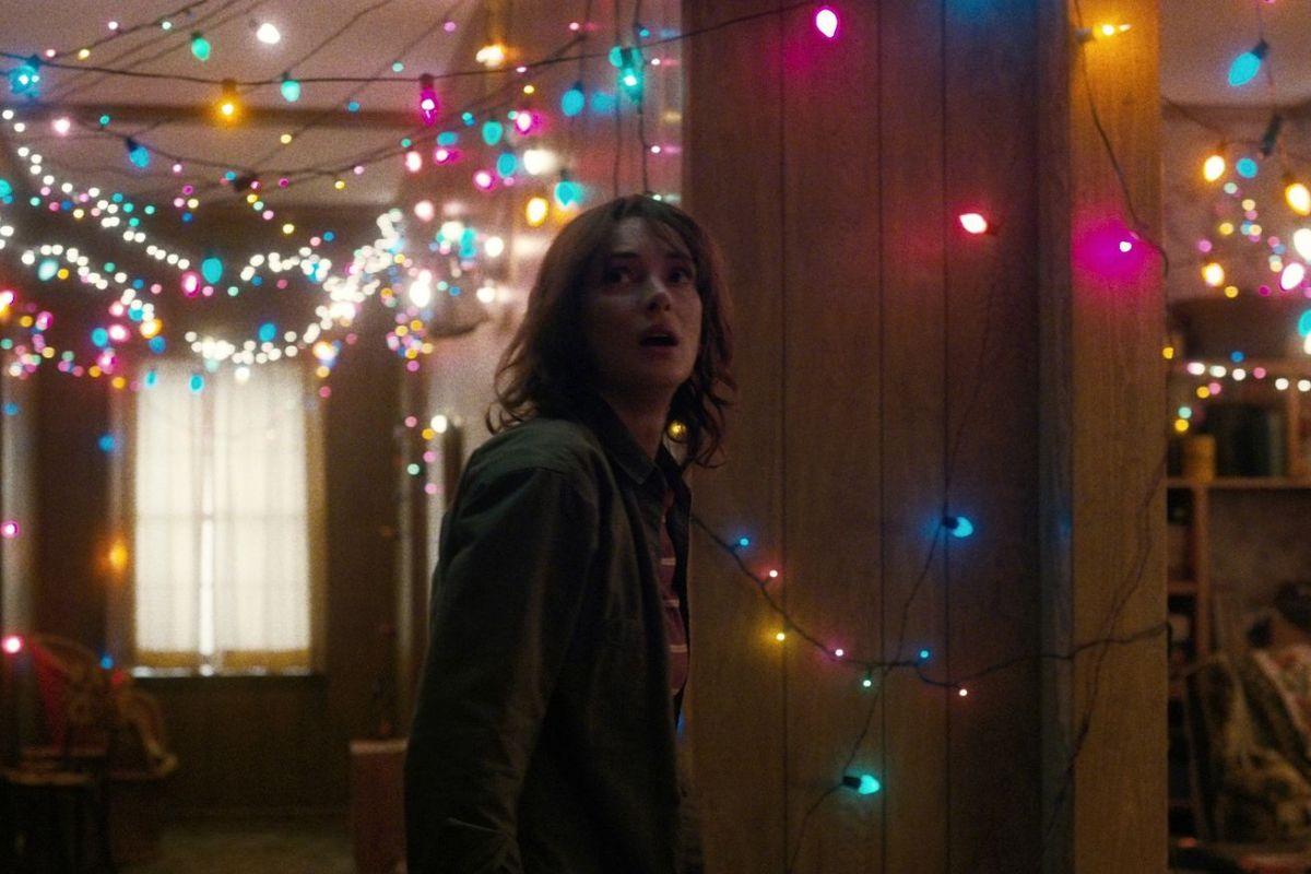 Stranger Things y la  resurrección de Winona Ryder