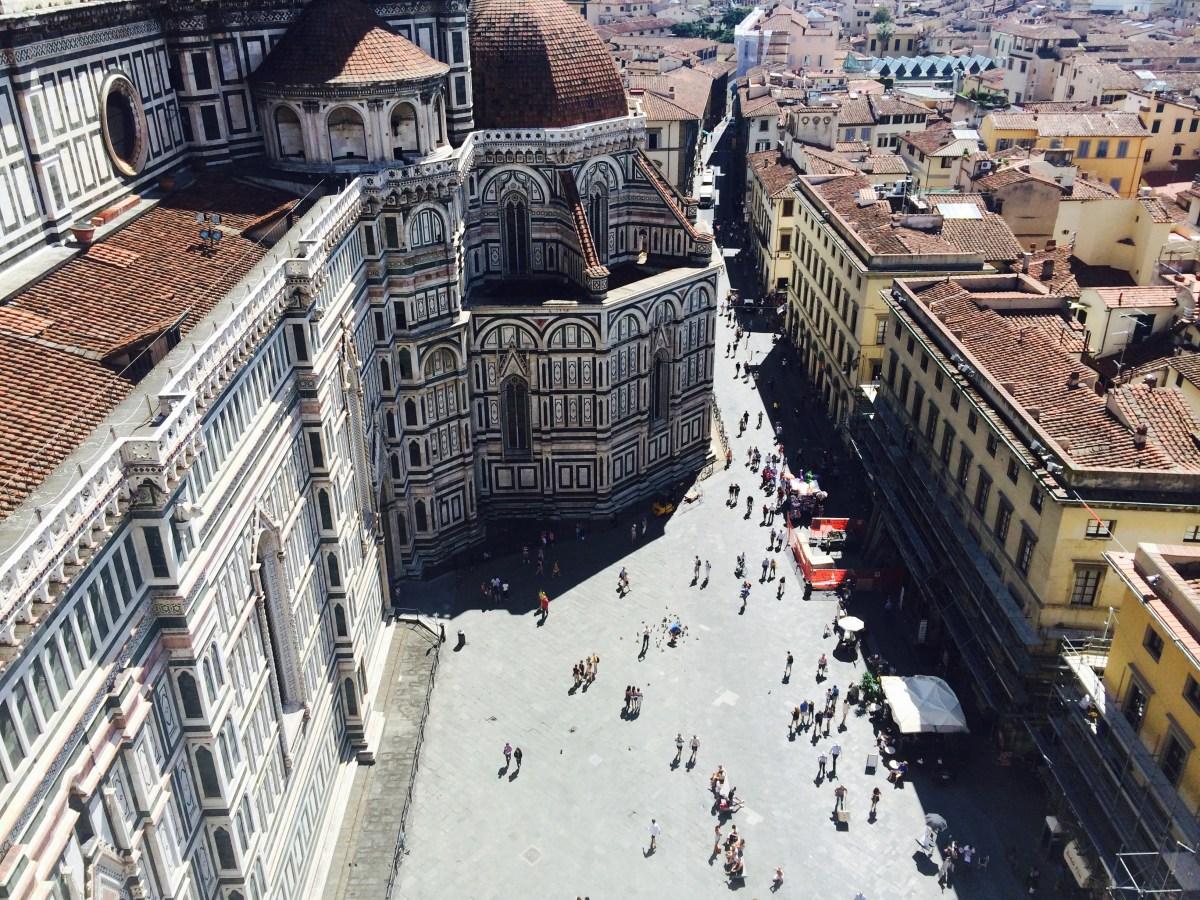 Los días en Florencia