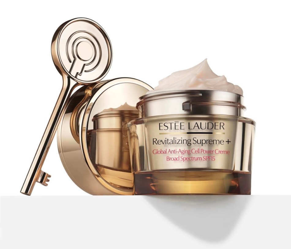 Revitalizing Supreme + Global Anti-Aging Cell Power Creme Broad Spectrum SPF 15_US Only_Expiry July 2019_baja