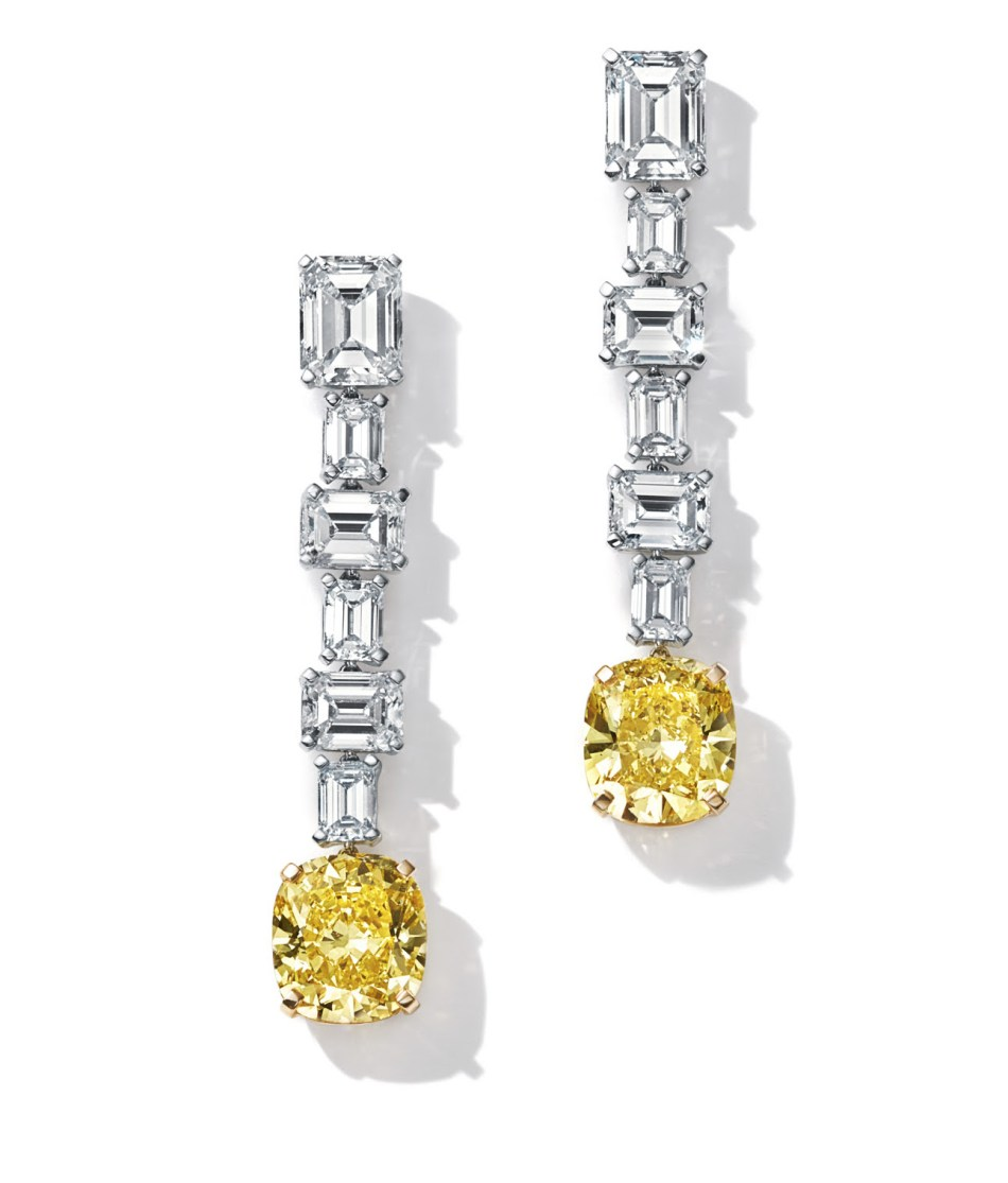 tiffany diamond match earrings