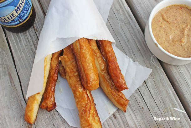 Soft Pretzel Sticks