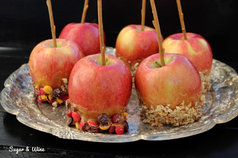 Caramel Apples front