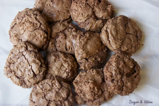 Cookies overhead with watermark