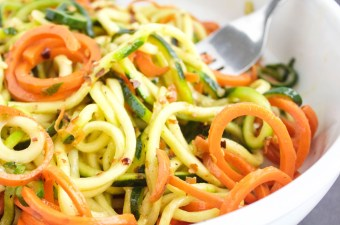 Spicy Veggie Noodles  Sugar and Wine