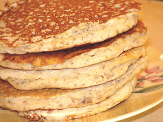 Fluffy Whole Wheat Pancakes?