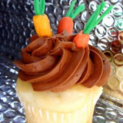 Cupcake Crops of Carrots